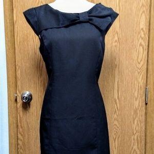 Studio I classy bow neckline dress
